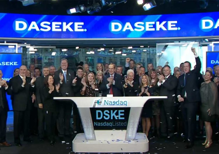 Daseke Joins Blockchain In Transport Alliance