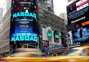 Crypto Down; Nasdaq Adds Bitcoin and Ethereum Indices