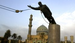 Meet the Blockchain Entrepreneur Who Pulled Down the Saddam Hussein…