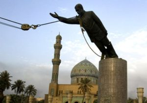 Meet the Blockchain Entrepreneur Who Pulled Down the Saddam Hussein Statue