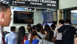 The age of 'bankless' global money transfer dawns as blockchain…
