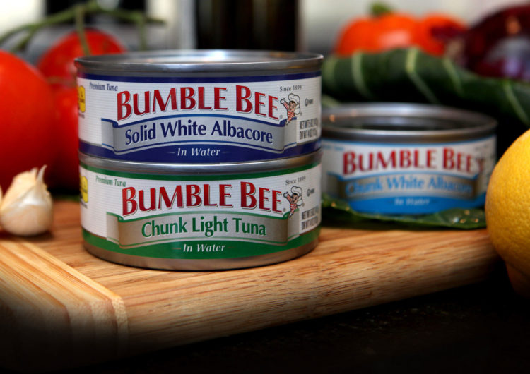 Bumble Bee Foods Aims to Put All Its Fish on a Blockchain. It's Starting With 'Fair Trade' Tuna.