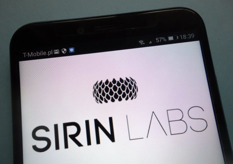 Blockchain Phone Fail: Start-up Sirin Labs, Lays off 25% of its Staff