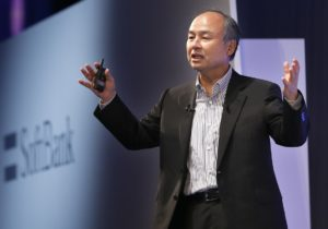 Crypto Mixed; Japan's SoftBank Founder Lost $130 Million on Bitcoin