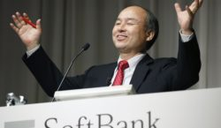 SoftBank founder Masayoshi Son reportedly blew $130 million in a…