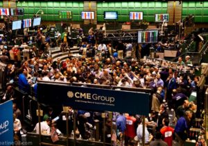 Hong Kong : CME bitcoin futures volume hits record high as prices rebound