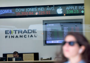 E*Trade Is Close to Launching Cryptocurrency Trading