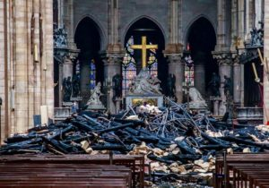 Notre-Dame Cathedral restoration could accept bitcoin donations