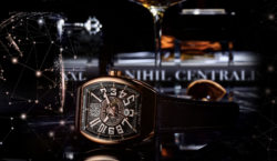 Franck Muller, Famous Swiss Watchmaker, Launches the World's First Functional…