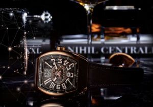 Franck Muller, Famous Swiss Watchmaker, Launches the World's First Functional Bitcoin Watch, in Partnership with Regal Assets