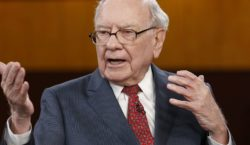 Warren Buffett bashes Bitcoin again, labels it a 'gambling device'