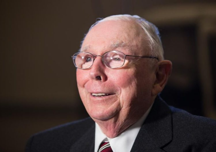 Bitcoin Hater Charlie Munger Accidentally Makes a Case for Crypto