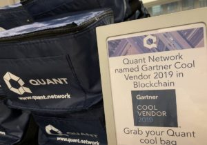 Quant Network — Enabling Mass Adoption of Blockchain at a Rapid Pace