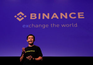 Binance says hackers stole $40 million worth of bitcoin in one transaction
