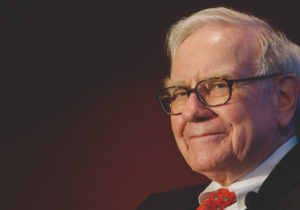 Here's What Warren Buffett Just Said About Bitcoin