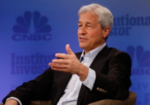 Jamie Dimon has questions about Facebook's cryptocurrency