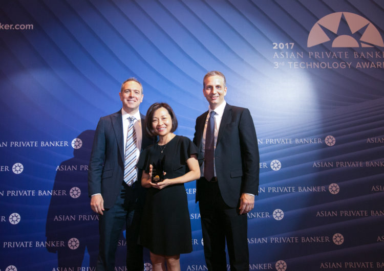 OneConnect wins The Asian Banker's only award for blockchain