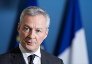 "French Finance Minister Says Facebook Cryptocurrency ""Must Not Happen"""