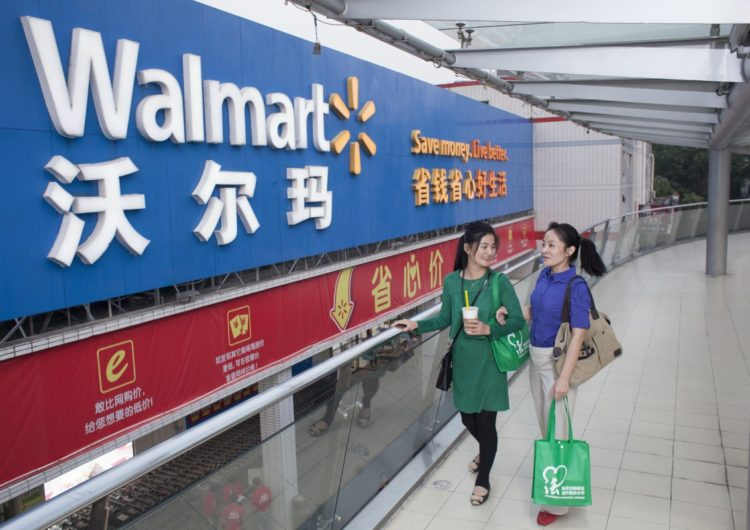 Walmart China Takes on Food Safety with VeChainThor Blockchain Technology