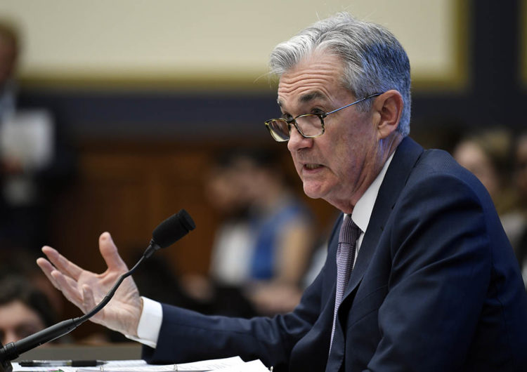 Fed Chair Raises 'Serious Concerns' About Facebook's Cryptocurrency Project