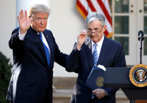 Blow To Bitcoin As Fed Chair Jerome Powell Issues Stark Facebook Warning