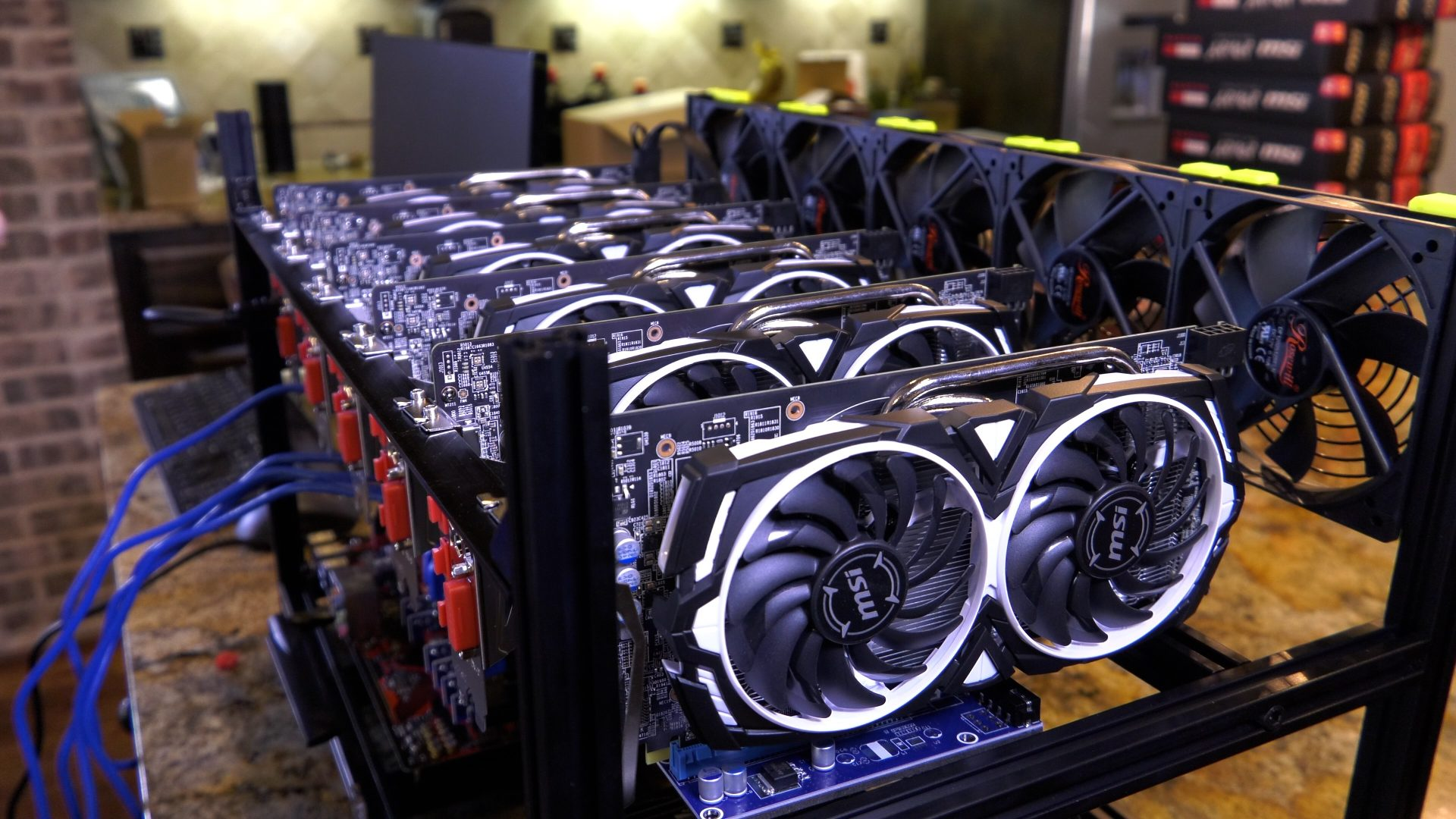 Police Bust Chinese Bitcoin Mining Farm After Surge In Power Usage -