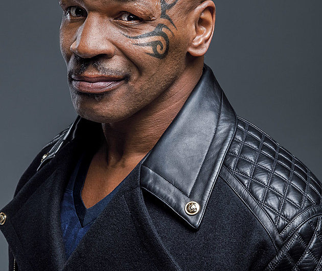 After two failed rounds, is Mike Tyson back in the blockchain business? Nope.