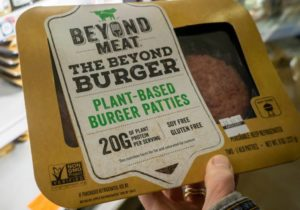 Beyond Meat Beats Bitcoin
