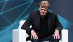 "Bitcoin evangelist Patrick Byrne resigns as Overstock CEO following ""deep…"