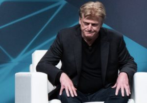 "Bitcoin evangelist Patrick Byrne resigns as Overstock CEO following ""deep state"" scandal"