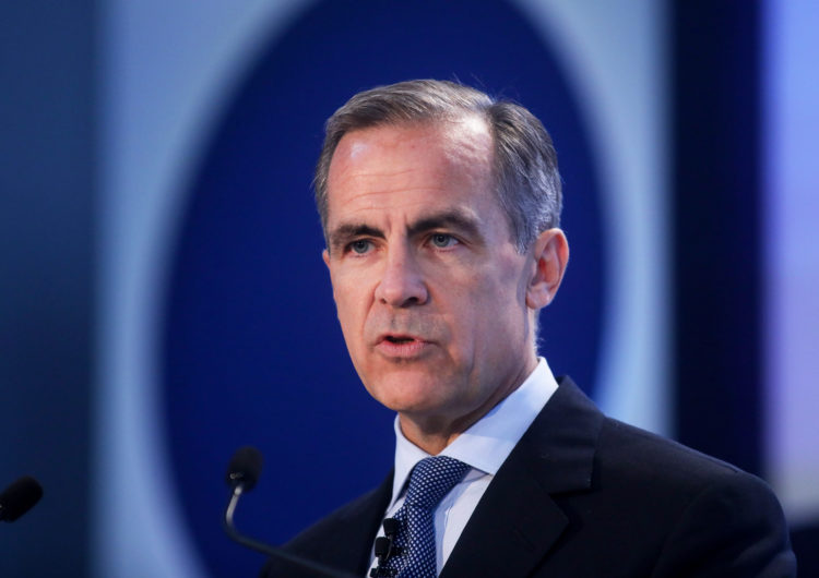 The Bank Of England Governor Proposed A Radical Competitor To Bitcoin And The U.S. Dollar