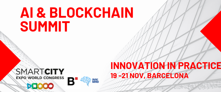 AI & BLOCKCHAIN SUMMIT – THE BIGGEST CONFERENCE VENUE OF 2019 AS A PART OF SMART CITY WORLD CONGRESS IN BARCELONA