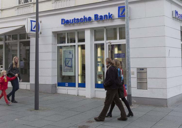 Deutsche Bank joins JPMorgan's blockchain-based Interbank Information Network