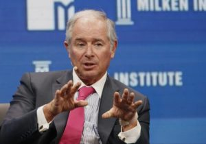 Investment giant Blackstone's CEO dismisses bitcoin, saying not going to own any