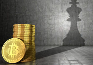 Bitcoin dominance rose significantly over the last three months