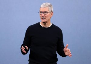 Apple CEO Tim Cook Made A Serious Bitcoin Rival Warning