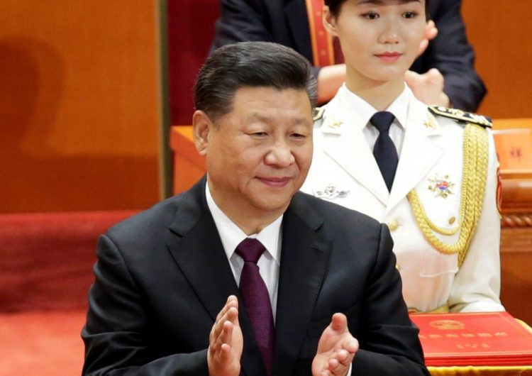 Xi Jinping: Blockchain is vital for China's future