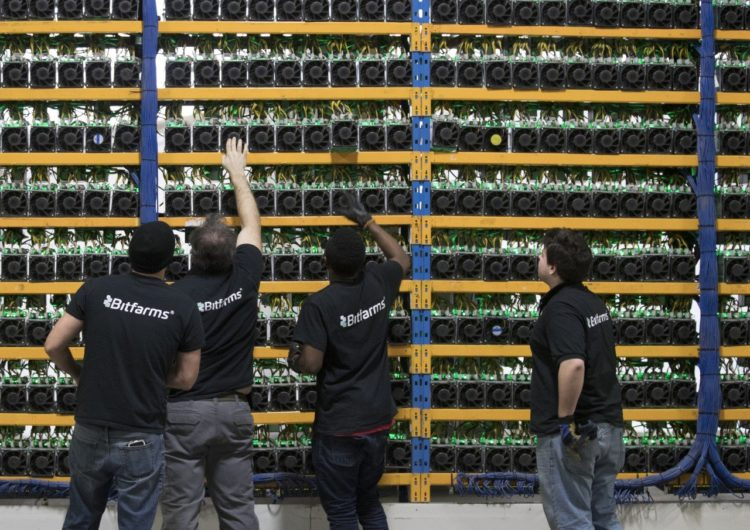 New Report Shows China Dominates Bitcoin Mining, Is This a Sign of Worry?