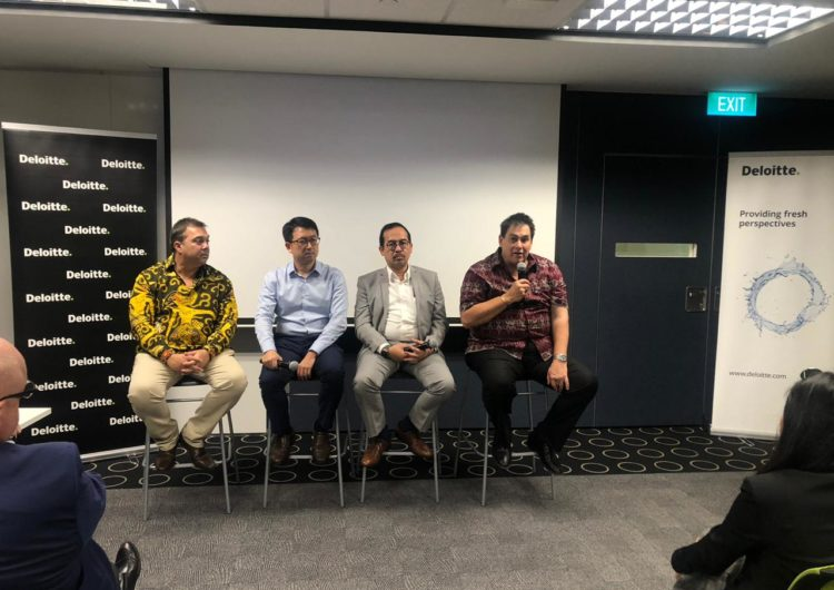 Batam Medical Blockchain excites VIP audience attending GBA Singapore at Deloitte