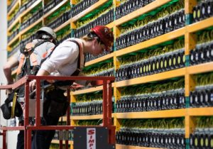 Bitcoin Mining Firms Whinstone, Northern Bitcoin Merger Announced; Creates World's Biggest Mining Farm