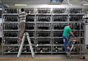 Bitcoin miners get a chance to hedge risks as rig maker Canaan ties up with GSR for customised financial products