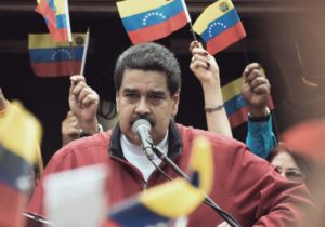 Venezuela to sell oil and gold for petro cryptocurrency, says Maduro