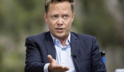 Brock Pierce Gives His COVID-19 Global Awakening Take on The…